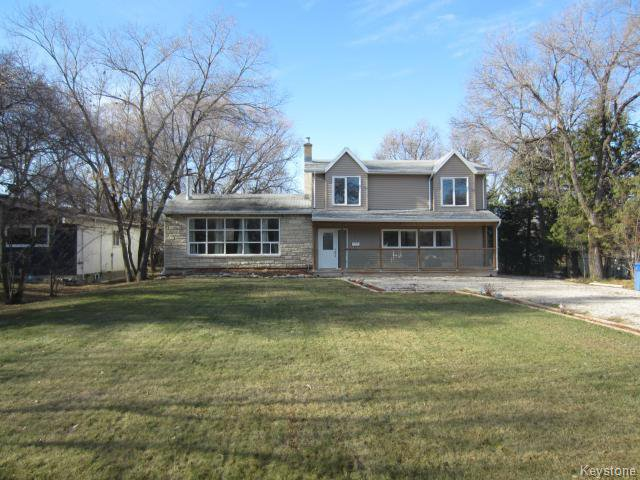 Main Photo: 600 Buckingham Road in WINNIPEG: Charleswood Residential for sale (South Winnipeg)  : MLS®# 1324827