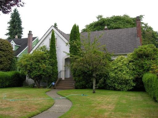 Photo 1: Photos: 1676 West 59th Avenue in Vancouver: South Granville Home for sale ()