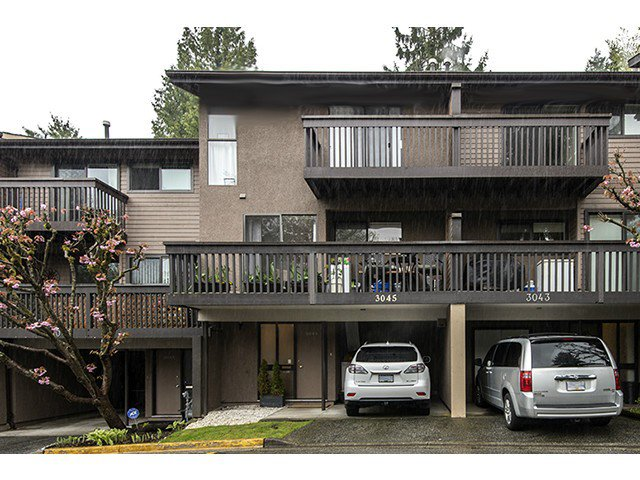 "Main Photo: 3045 ARIES Place in Burnaby: Simon Fraser Hills Townhouse for sale in ""Simon Fraser Hills"" (Burnaby North)  : MLS®# V1059941"