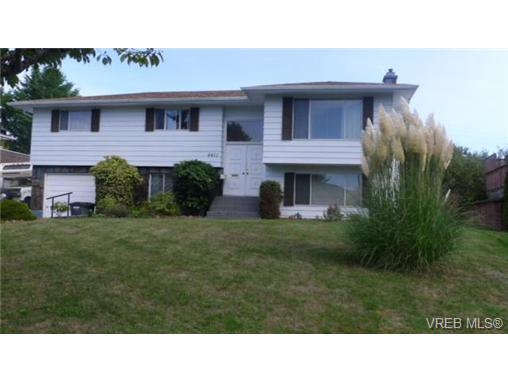 Main Photo: 4411 TORRINGTON Rd in VICTORIA: SE Gordon Head House for sale (Saanich East)  : MLS®# 684220