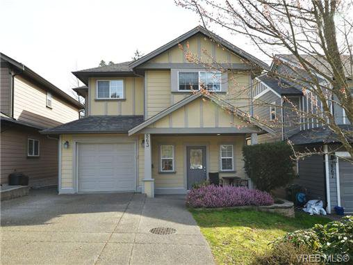 Main Photo: 863 McCallum Road in VICTORIA: La Florence Lake Single Family Detached for sale (Langford)  : MLS®# 347712
