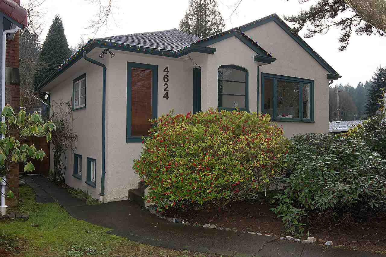 Photo 2: Photos: 4624 W 15TH Avenue in Vancouver: Point Grey House for sale (Vancouver West)  : MLS®# R2036824
