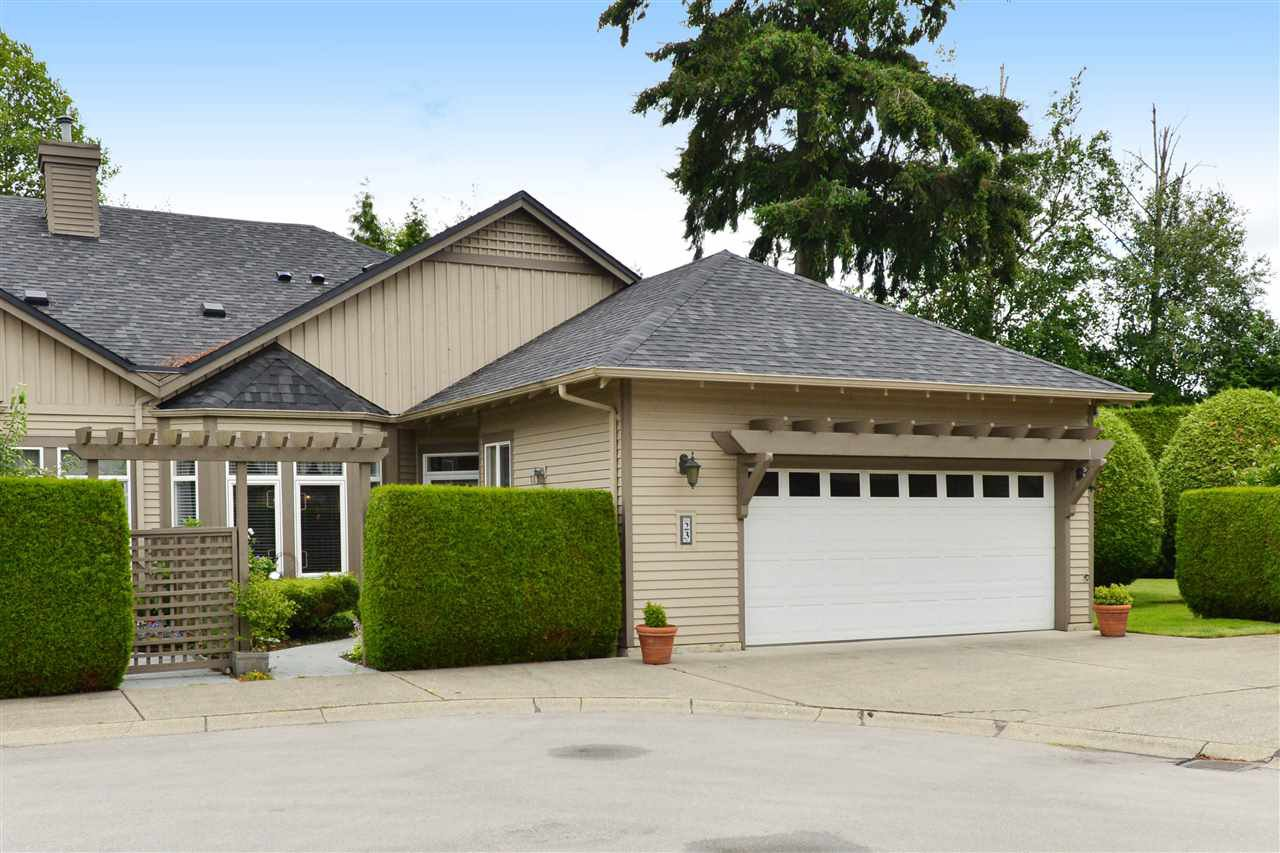 """Main Photo: 23 14909 32 Avenue in Surrey: King George Corridor Townhouse for sale in """"PONDEROSA"""" (South Surrey White Rock)  : MLS®# R2083779"""
