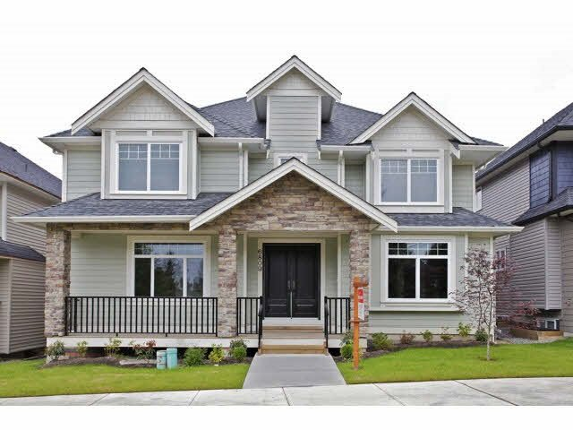 Main Photo: 6809 206 Street in Langley: Willoughby Heights House for sale : MLS®# R2099387