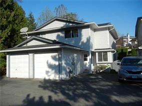 "Main Photo: 115 11255 HARRISON Street in Maple Ridge: East Central Townhouse for sale in ""RIVER HEIGHTS"" : MLS®# R2111225"