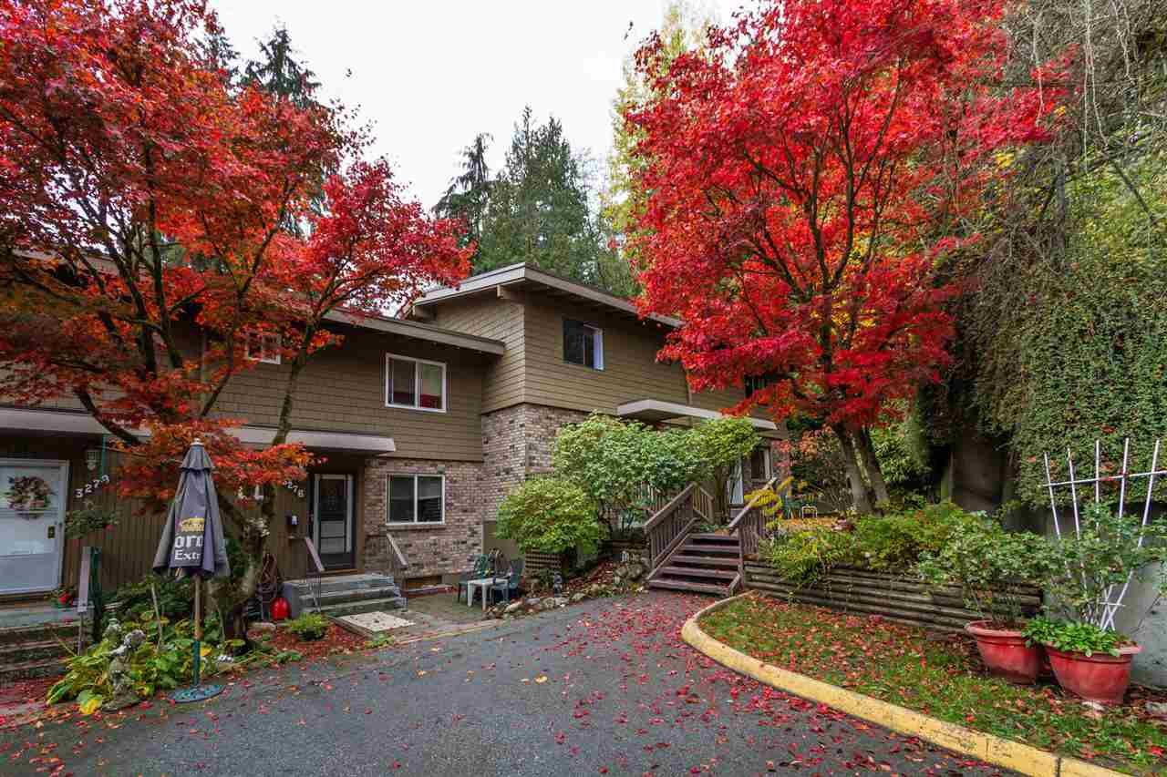 Main Photo: 329A EVERGREEN Drive in Port Moody: College Park PM Townhouse for sale : MLS®# R2120916