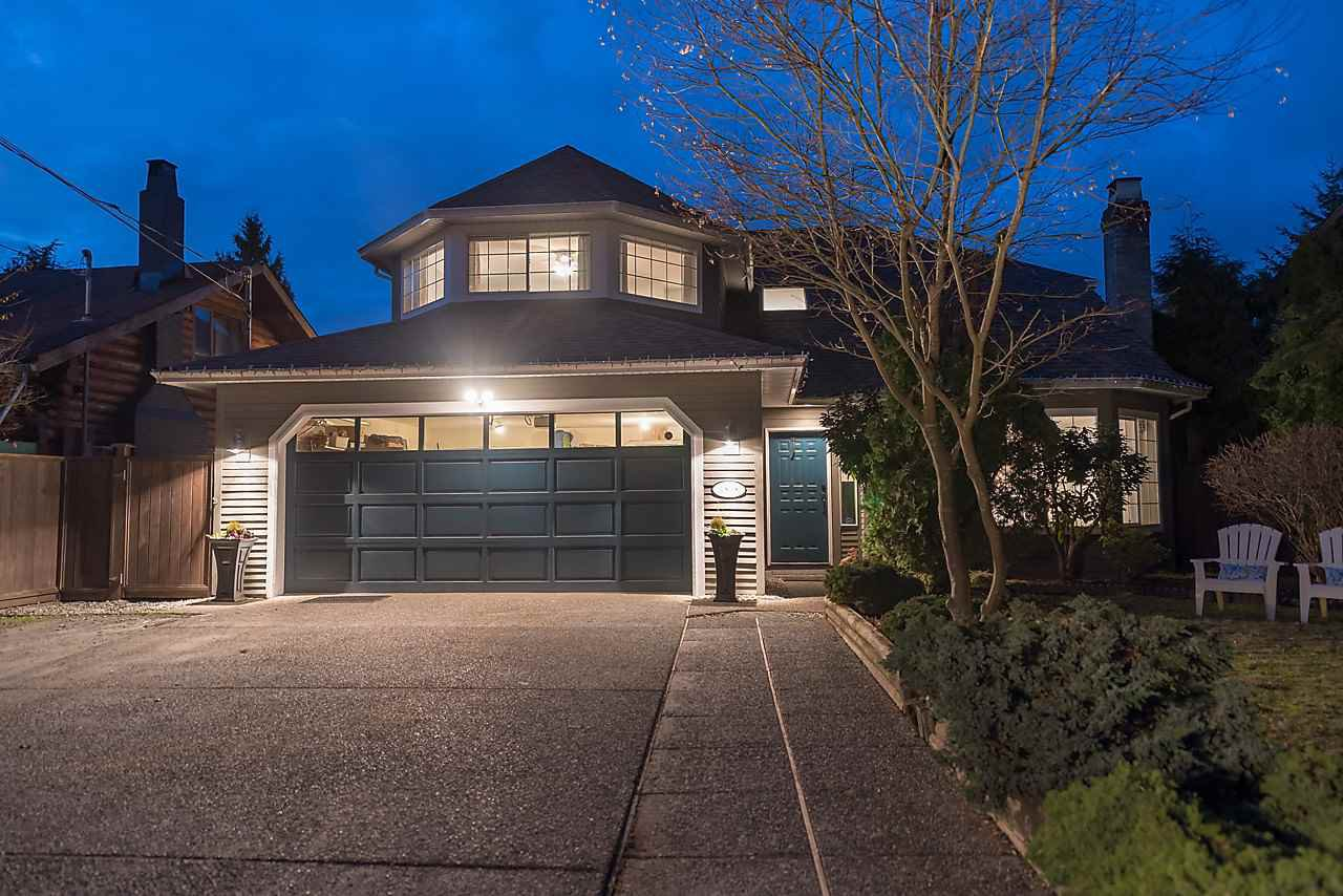 "Main Photo: 3838 MT SEYMOUR Parkway in North Vancouver: Indian River House for sale in ""INDIAN RIVER"" : MLS®# R2142744"
