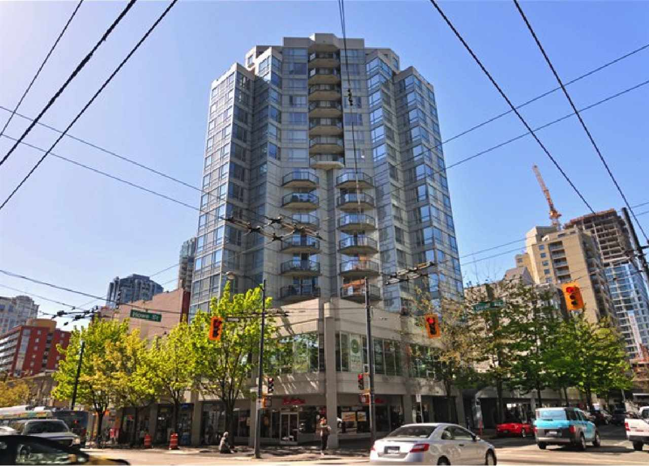 Main Photo: 407 1212 HOWE Street in Vancouver: Downtown VW Condo for sale (Vancouver West)  : MLS®# R2144253