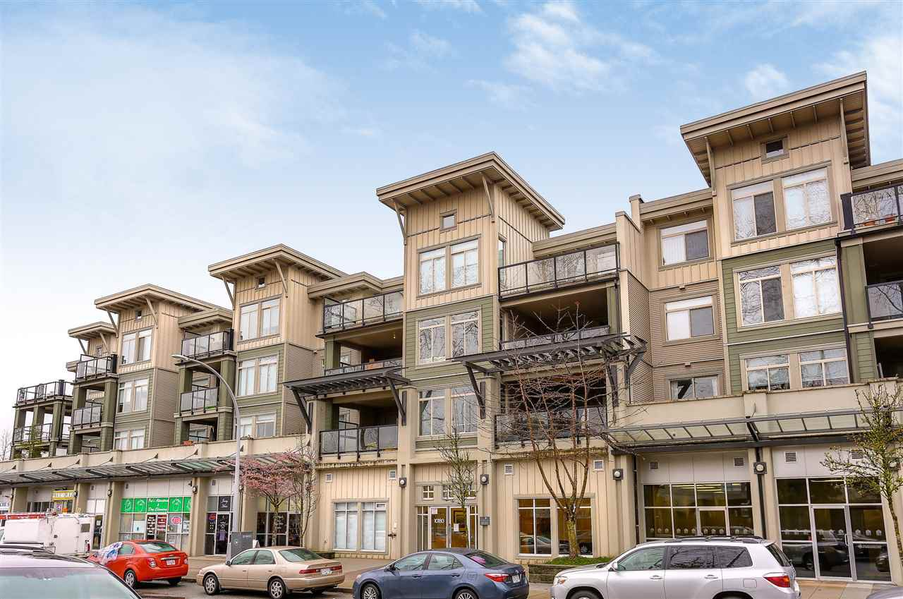 "Main Photo: 325 10180 153 Street in Surrey: Guildford Condo for sale in ""CHARLTON PARK"" (North Surrey)  : MLS®# R2153371"