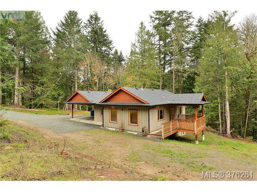 Main Photo: 5361 East Sooke Road in SOOKE: Sk East Sooke Single Family Detached for sale (Sooke)  : MLS®# 376261