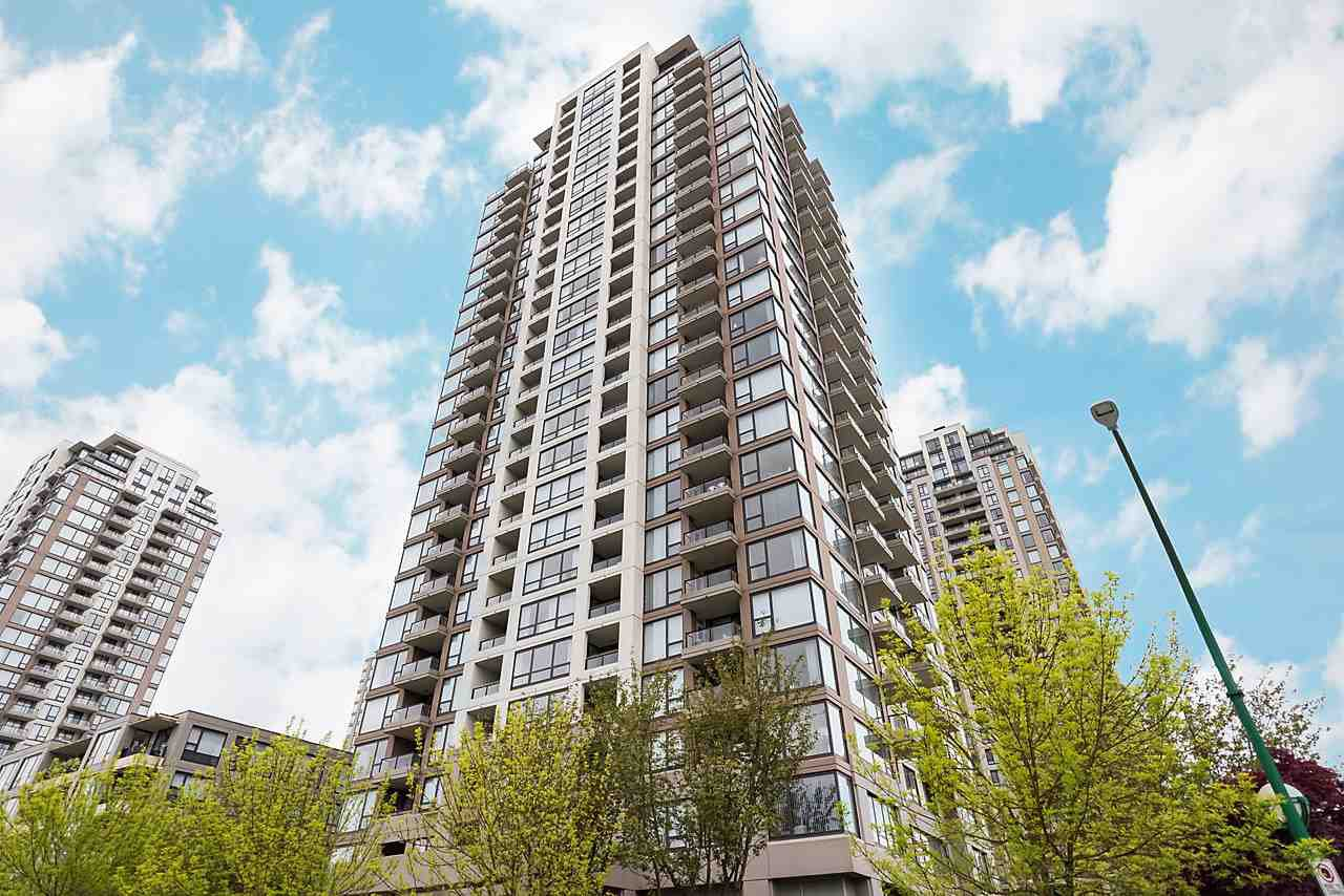 Main Photo: 1906 7108 COLLIER Street in Burnaby: Highgate Condo for sale (Burnaby South)  : MLS®# R2167202