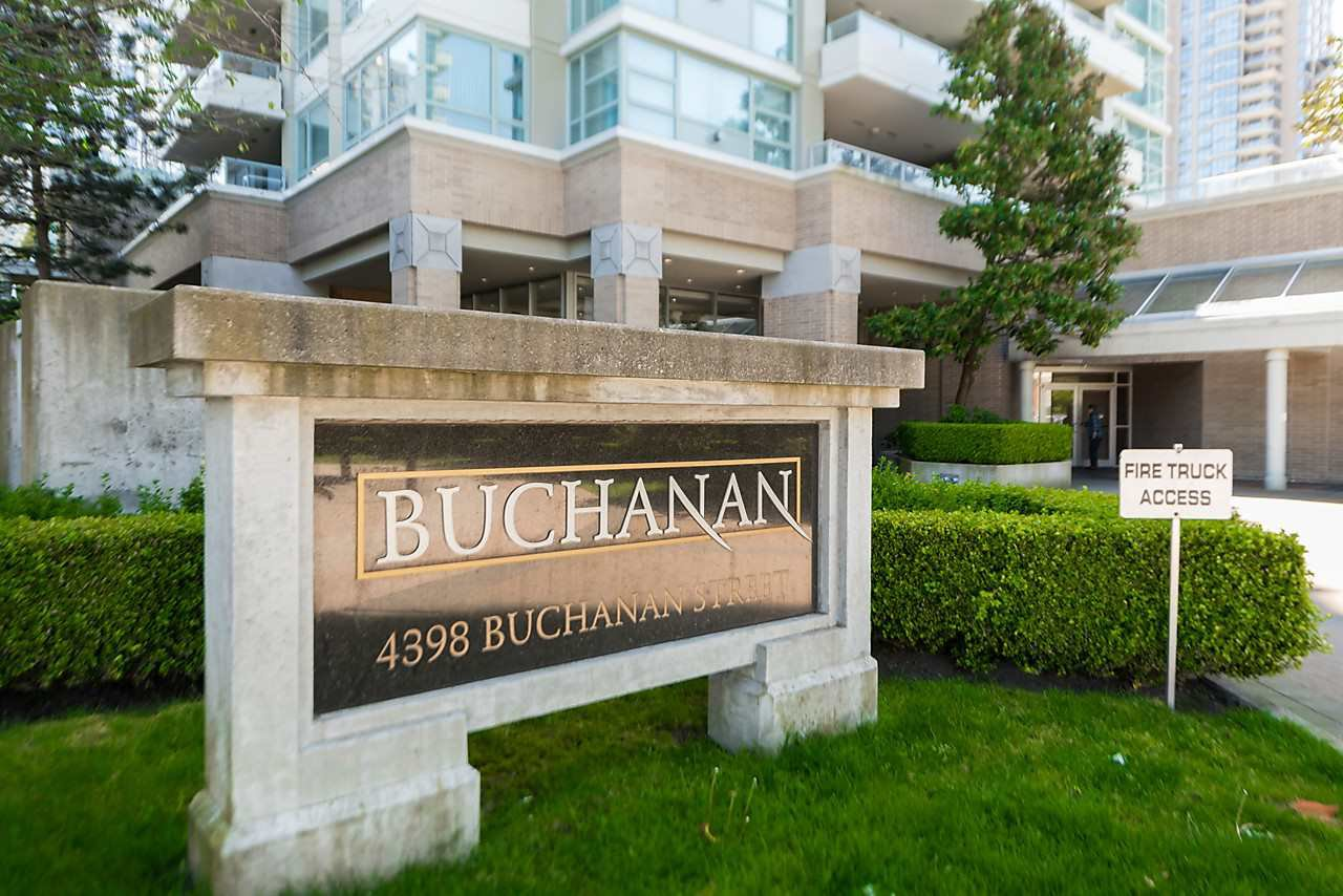 "Main Photo: 1006 4398 BUCHANAN Street in Burnaby: Brentwood Park Condo for sale in ""BUCHANAN EAST"" (Burnaby North)  : MLS®# R2171101"