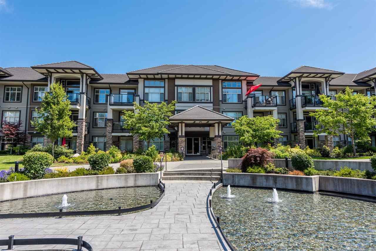 "Main Photo: 103 15185 36 Avenue in Surrey: Morgan Creek Condo for sale in ""EDGEWATER"" (South Surrey White Rock)  : MLS®# R2189179"