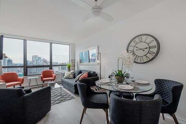 Main Photo: 1922 938 SMITHE STREET in Vancouver: Downtown VW Condo for sale (Vancouver West)  : MLS®# R2194888