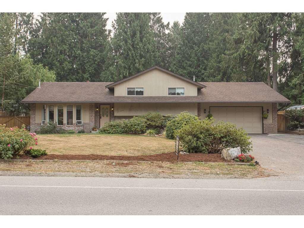 Main Photo: 52334 YALE Road in Rosedale: Rosedale Popkum House for sale : MLS®# R2201308