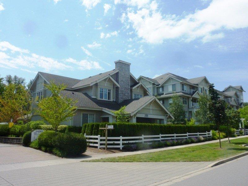 "Main Photo: 211 19320 65 Avenue in Surrey: Clayton Condo for sale in ""Esprit"" (Cloverdale)  : MLS®# R2206314"