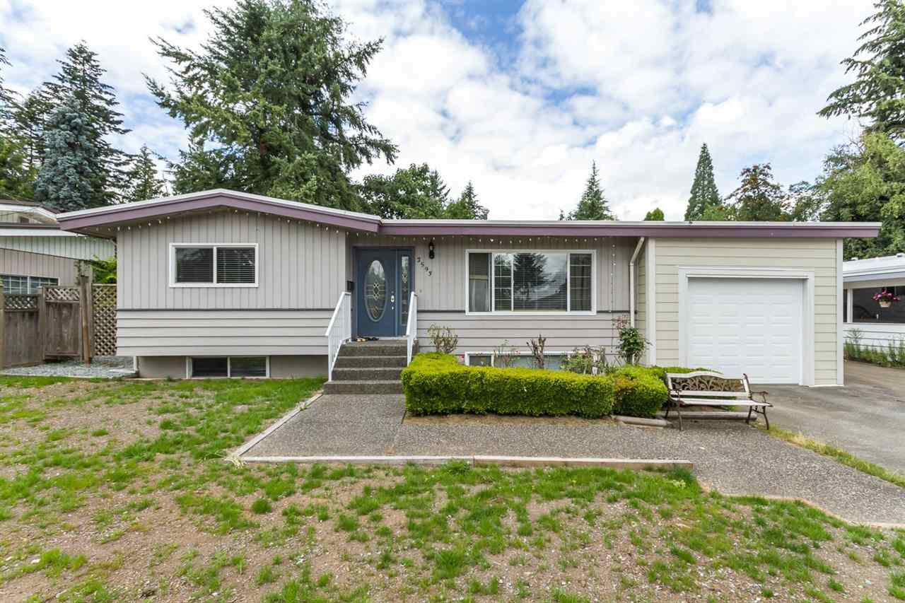 Main Photo: 2593 ADELAIDE Street in Abbotsford: Abbotsford West House for sale : MLS®# R2212138