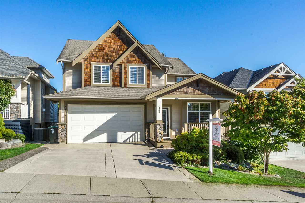 Main Photo: 6832 198B Street in Langley: Willoughby Heights House for sale : MLS®# R2212202