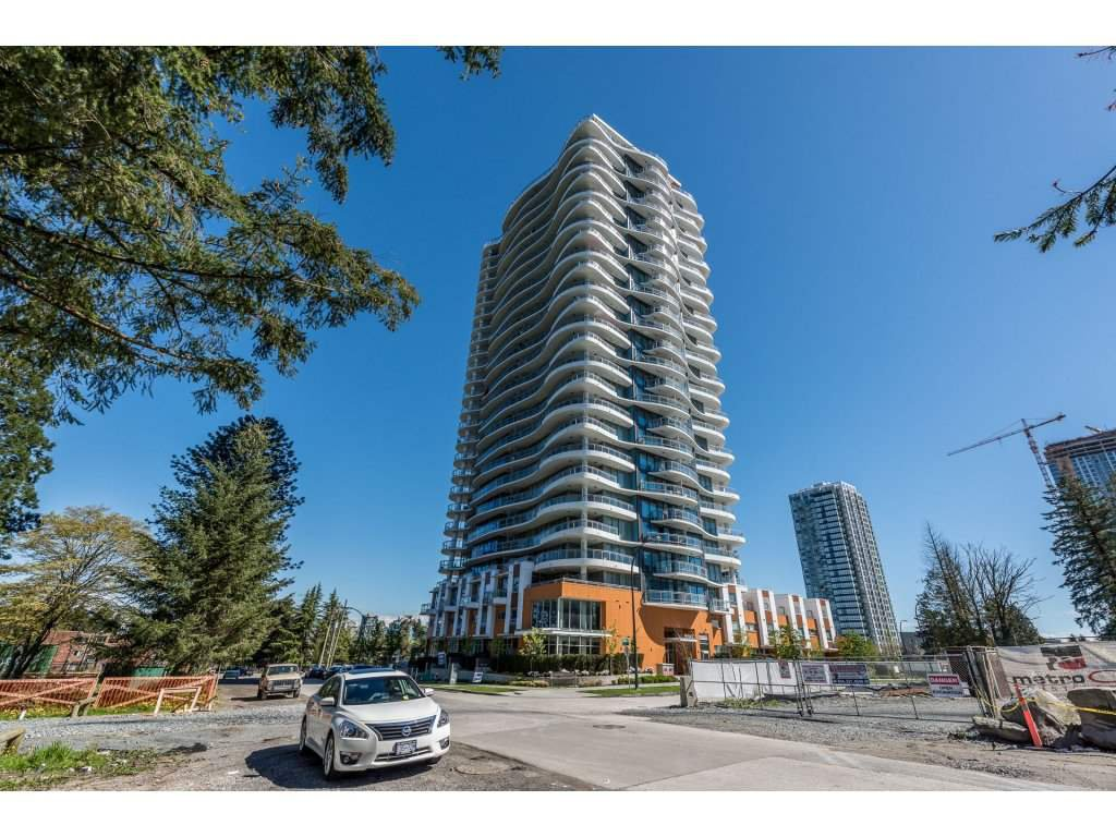 "Main Photo: 805 13303 CENTRAL Avenue in Surrey: Whalley Condo for sale in ""WAVE"" (North Surrey)  : MLS®# R2276360"