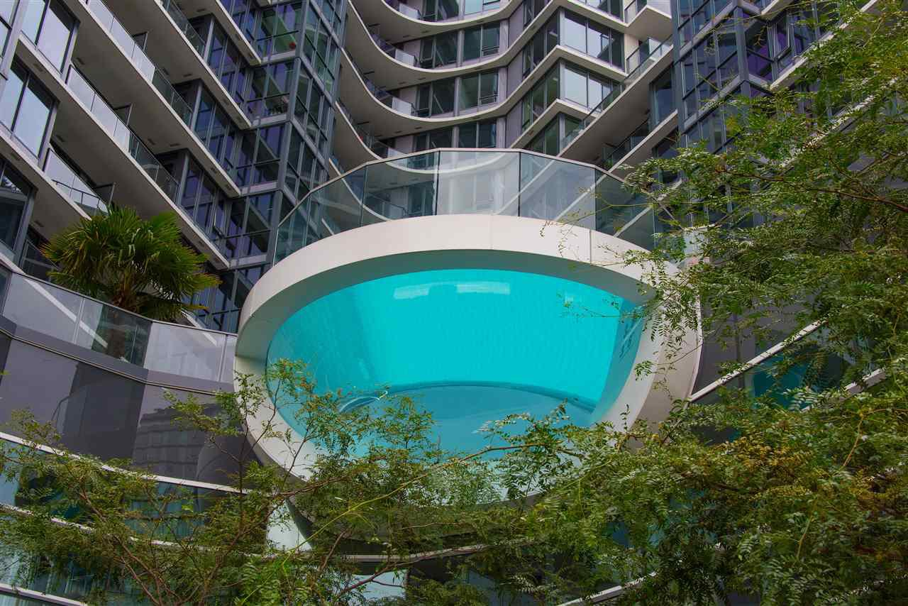 """Photo 16: Photos: 2055 38 SMITHE Street in Vancouver: Downtown VW Condo for sale in """"One Pacific"""" (Vancouver West)  : MLS®# R2310342"""