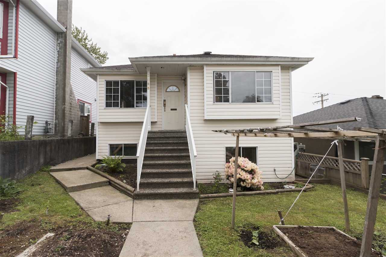 Main Photo: 3088 E GEORGIA Street in Vancouver: Renfrew VE House for sale (Vancouver East)  : MLS®# R2372296
