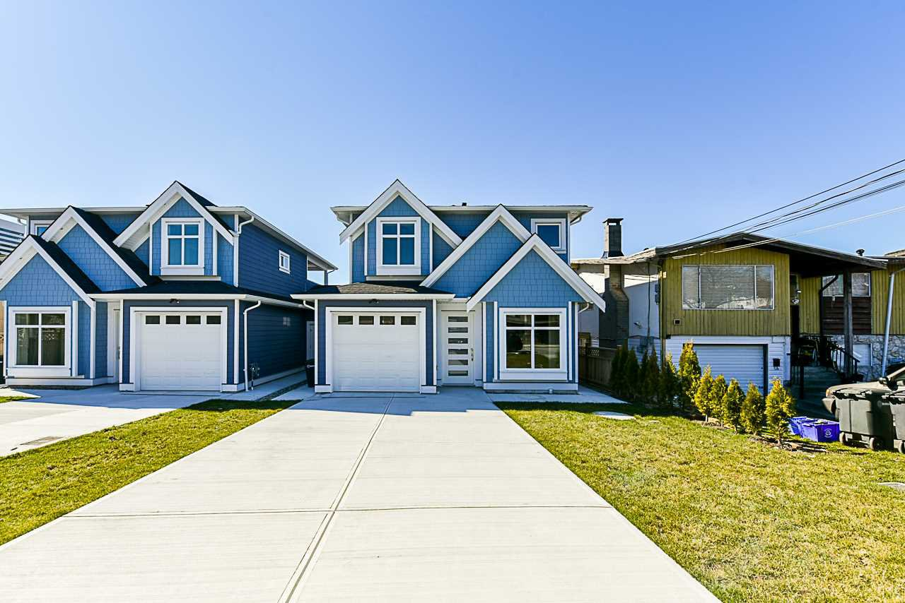 Main Photo: 5349 CHESHAM Avenue in Burnaby: Central Park BS 1/2 Duplex for sale (Burnaby South)  : MLS®# R2427105