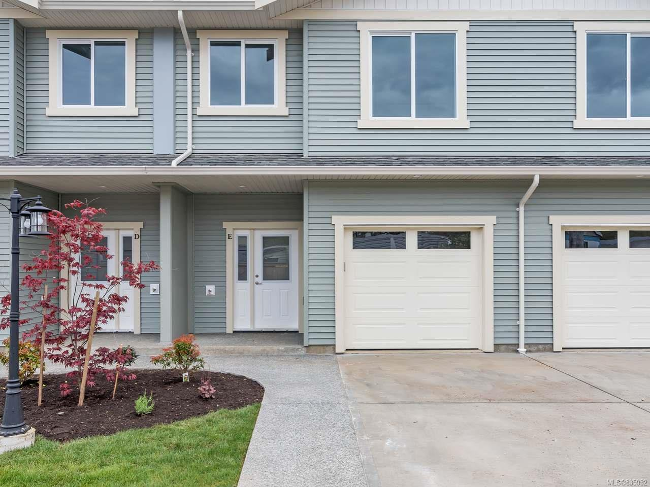 Photo 19: Photos: D 328 Petersen Rd in CAMPBELL RIVER: CR Campbell River West Row/Townhouse for sale (Campbell River)  : MLS®# 835932