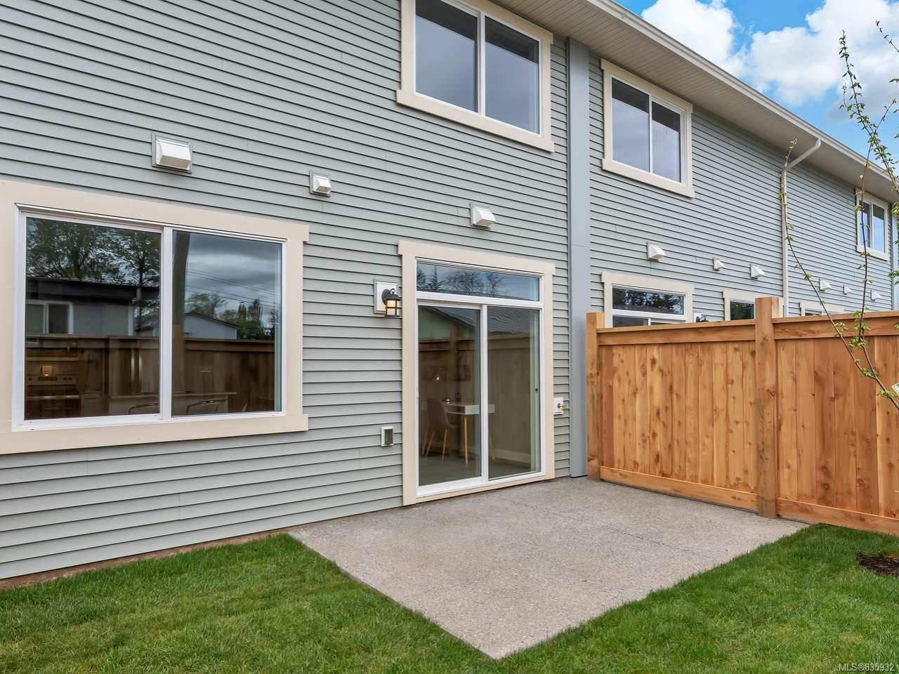 Photo 33: Photos: D 328 Petersen Rd in CAMPBELL RIVER: CR Campbell River West Row/Townhouse for sale (Campbell River)  : MLS®# 835932