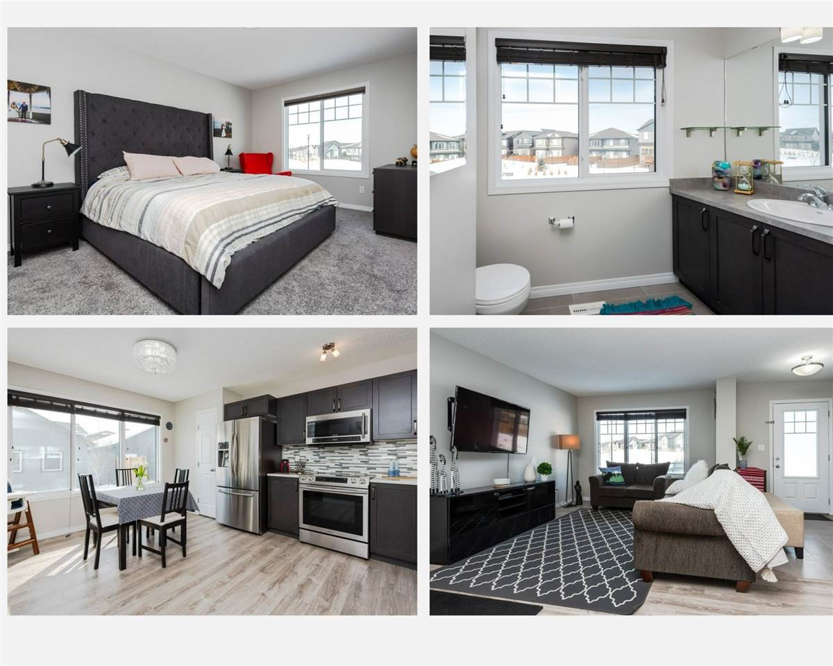 Main Photo: 2525 PRICE Way in Edmonton: Zone 55 House for sale : MLS®# E4191485