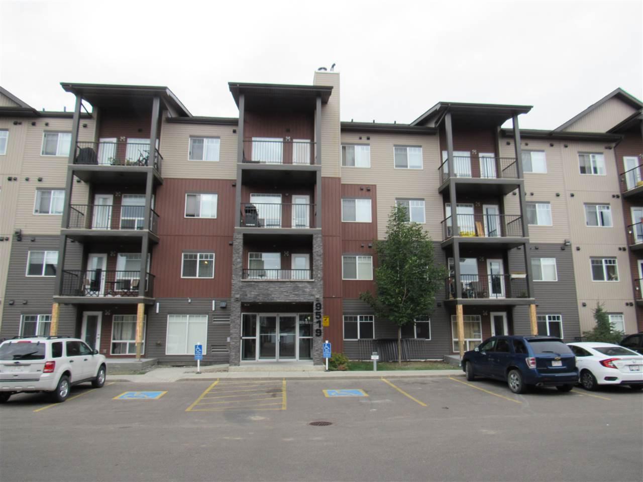 Main Photo: 309 9519 160 Avenue in Edmonton: Zone 28 Condo for sale : MLS®# E4216993