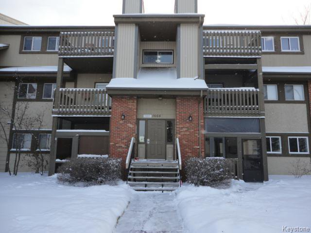 Main Photo: 1666 Jefferson Avenue in WINNIPEG: Maples / Tyndall Park Condominium for sale (North West Winnipeg)  : MLS®# 1402360