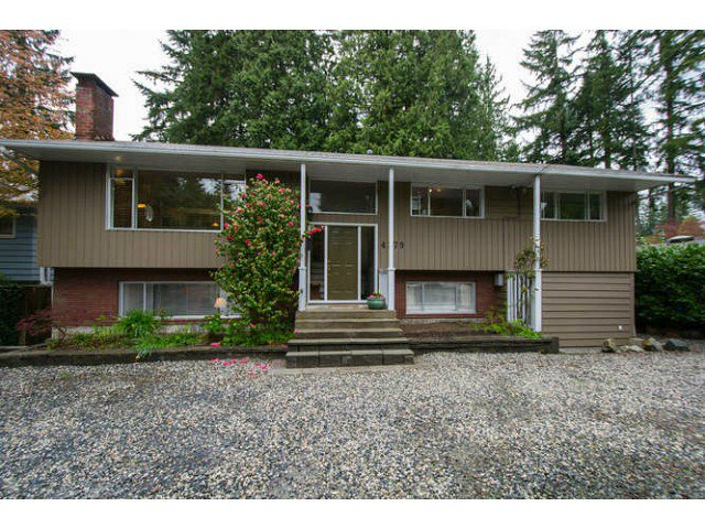 Main Photo: 4379 CAPILANO Road in North Vancouver: Canyon Heights NV House for sale : MLS®# V1061057