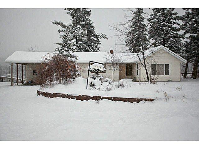 Main Photo: 1730 DOUGLAS Road in Williams Lake: Williams Lake - Rural North House for sale (Williams Lake (Zone 27))  : MLS®# N241547