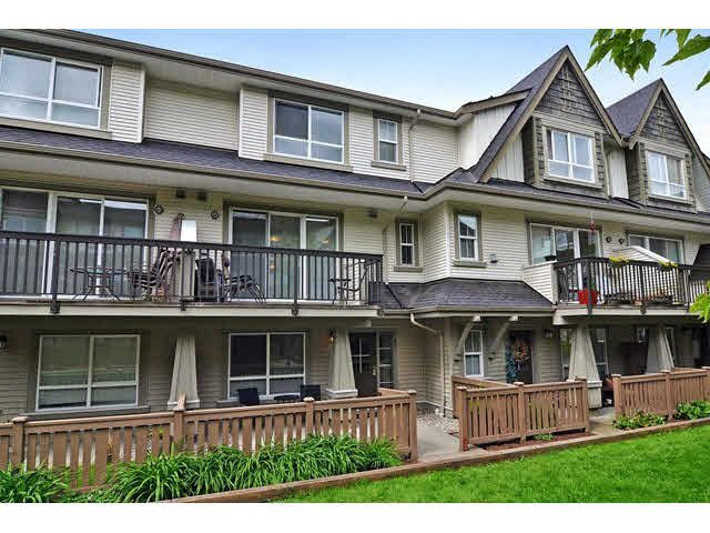 "Main Photo: 89 7155 189TH Street in Surrey: Clayton Townhouse for sale in ""BACARA"" (Cloverdale)  : MLS®# F1439868"