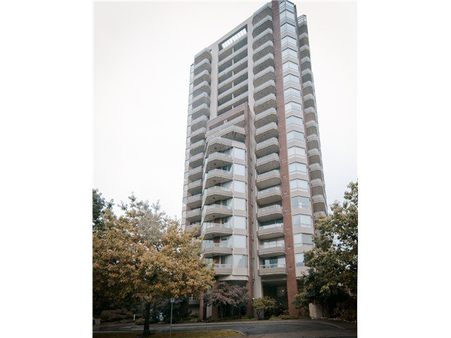 Main Photo: # 605 738 FARROW ST in : Coquitlam West Condo for sale : MLS®# V1087637