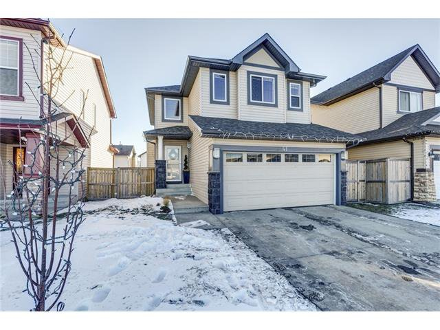 Main Photo: 41 ROYAL BIRCH Crescent NW in Calgary: Royal Oak House for sale : MLS®# C4041001