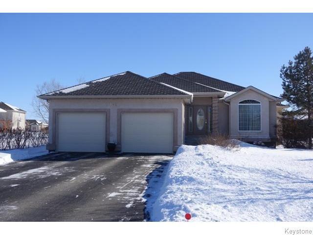 Main Photo: 172 Holly Drive in Oakbank: Anola / Dugald / Hazelridge / Oakbank / Vivian Residential for sale (Winnipeg area)  : MLS®# 1604344
