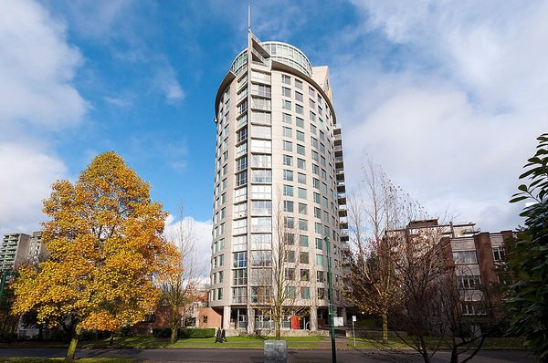 "Photo 1: Photos: 606 1277 NELSON Street in Vancouver: West End VW Condo for sale in ""The Jetson"" (Vancouver West)  : MLS®# R2076127"