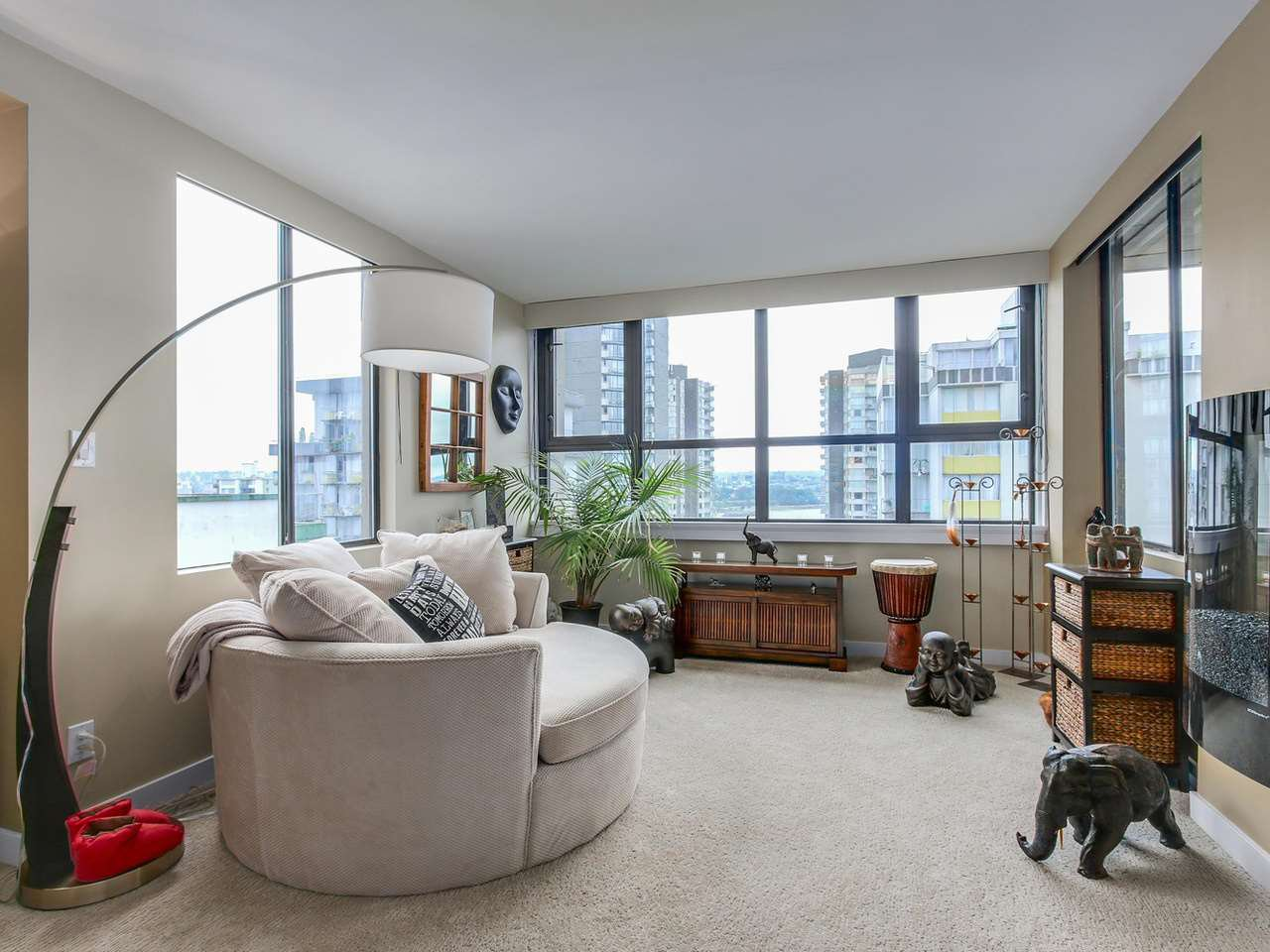 "Photo 18: Photos: 1003 1236 BIDWELL Street in Vancouver: West End VW Condo for sale in ""ALEXANDRA PARK"" (Vancouver West)  : MLS®# R2089285"