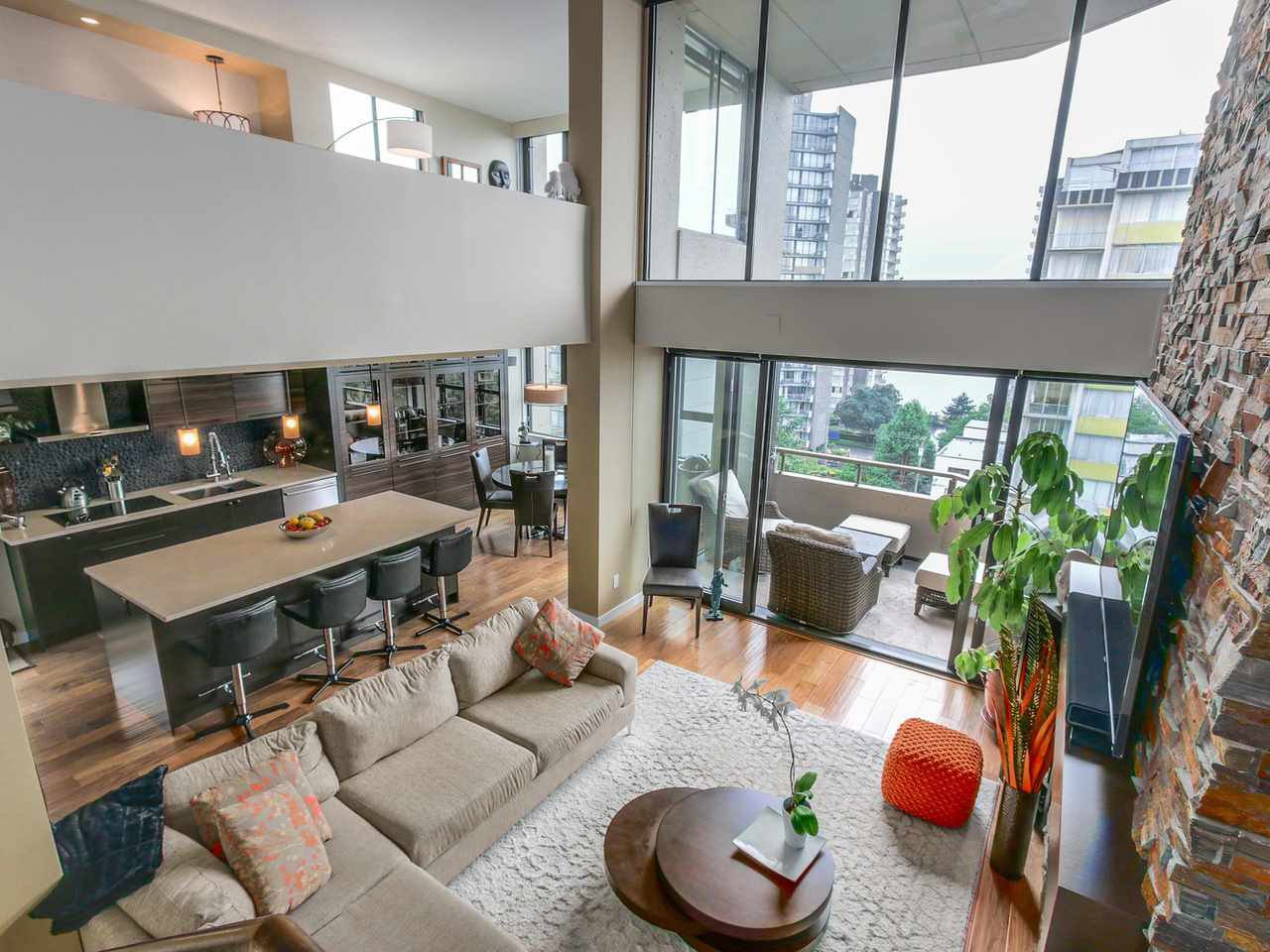 "Photo 5: Photos: 1003 1236 BIDWELL Street in Vancouver: West End VW Condo for sale in ""ALEXANDRA PARK"" (Vancouver West)  : MLS®# R2089285"