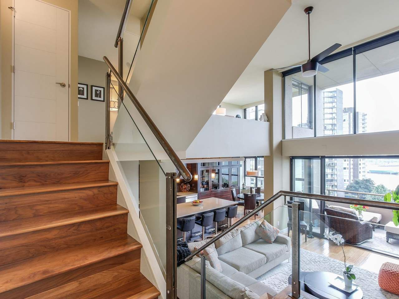 "Photo 16: Photos: 1003 1236 BIDWELL Street in Vancouver: West End VW Condo for sale in ""ALEXANDRA PARK"" (Vancouver West)  : MLS®# R2089285"