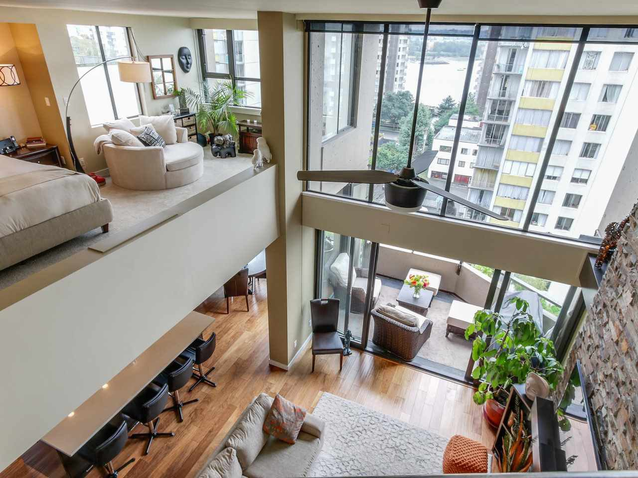 "Photo 9: Photos: 1003 1236 BIDWELL Street in Vancouver: West End VW Condo for sale in ""ALEXANDRA PARK"" (Vancouver West)  : MLS®# R2089285"