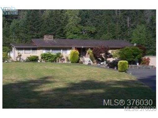 Main Photo: 5228 Old West Saanich Road in VICTORIA: SW West Saanich Single Family Detached for sale (Saanich West)  : MLS®# 376030