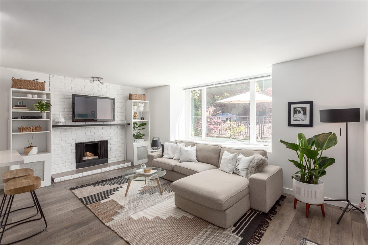 """Main Photo: 101 1035 W 11TH Avenue in Vancouver: Fairview VW Condo for sale in """"Oak Terrace"""" (Vancouver West)  : MLS®# R2169757"""