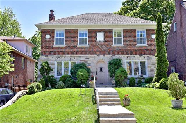 Main Photo: 39 Hillhurst Boulevard in Toronto: Lawrence Park South House (2-Storey) for sale (Toronto C04)  : MLS®# C3834275