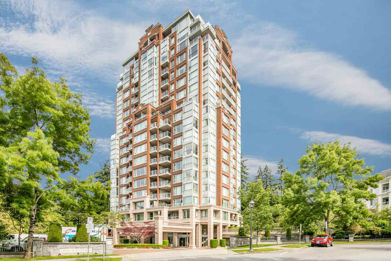 "Main Photo: 1501 5775 HAMPTON Place in Vancouver: University VW Condo for sale in ""THE CHATHAM"" (Vancouver West)  : MLS®# R2182010"