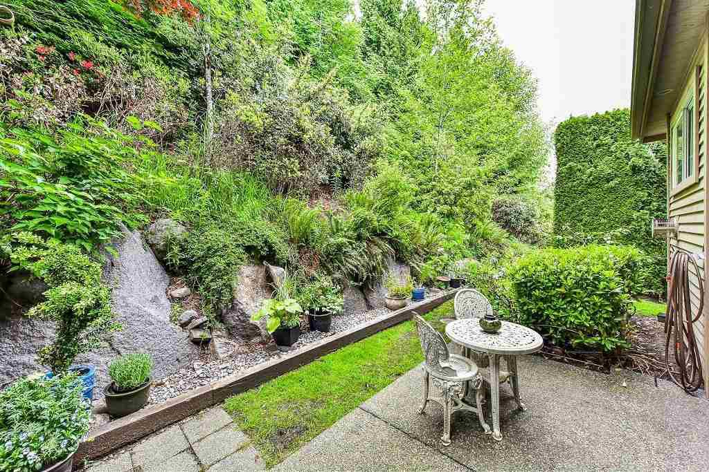 "Photo 17: Photos: 147 2979 PANORAMA Drive in Coquitlam: Westwood Plateau Townhouse for sale in ""DEERCREST ESTATES"" : MLS®# R2227550"