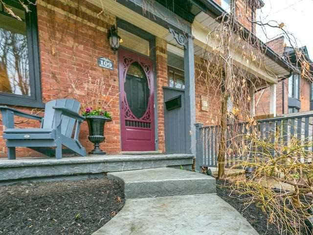 Photo 2: Photos: 109 Hamilton Street in Toronto: South Riverdale House (2-Storey) for sale (Toronto E01)  : MLS®# E4098157