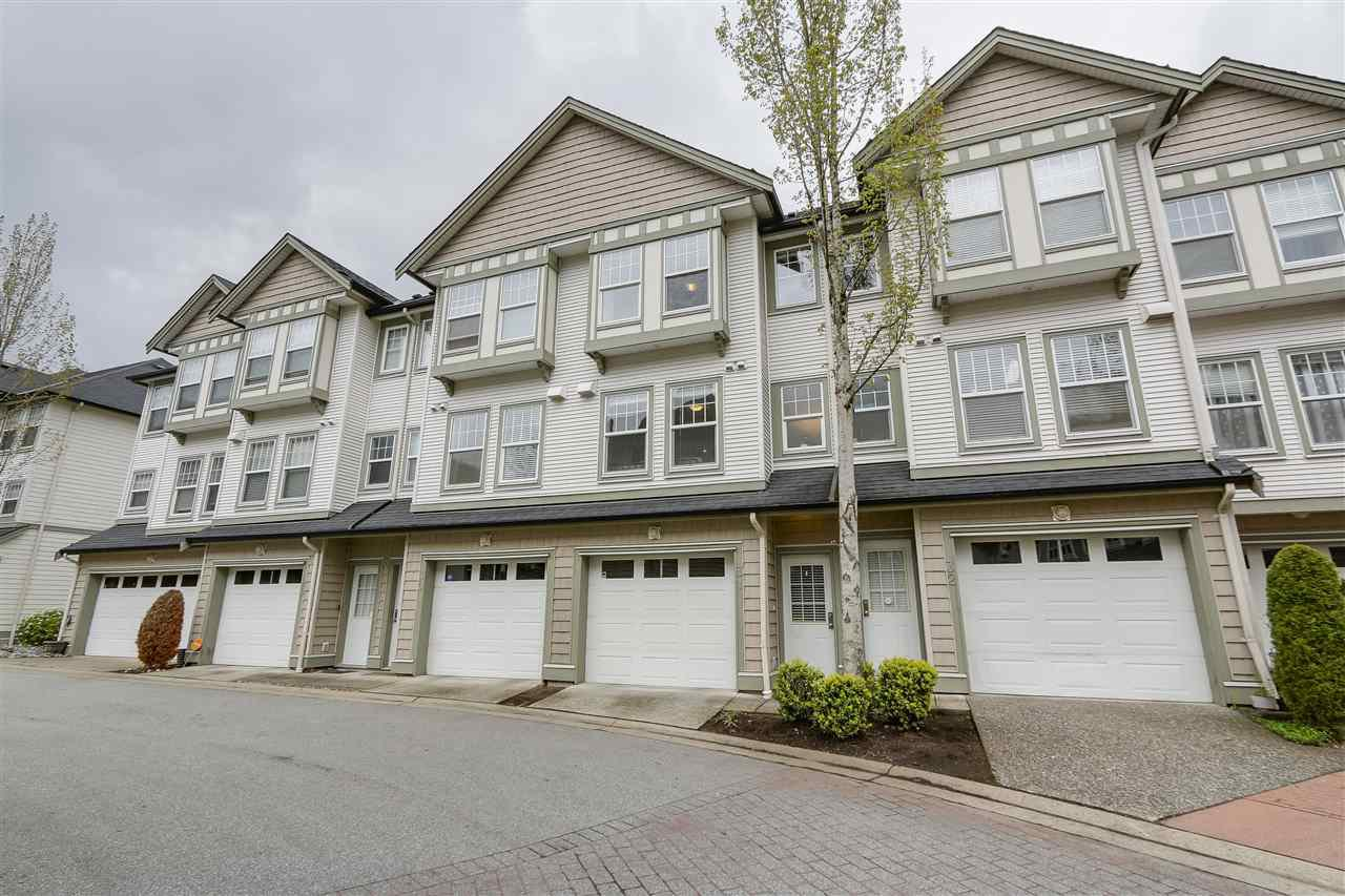 "Main Photo: 31 8638 159 Street in Surrey: Fleetwood Tynehead Townhouse for sale in ""SAGEWOOD"" : MLS®# R2265409"