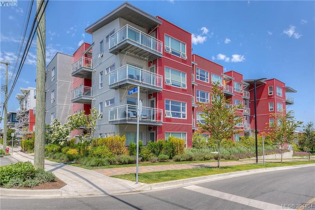 Main Photo: 106 785 Tyee Rd in VICTORIA: VW Victoria West Condo for sale (Victoria West)  : MLS®# 790771